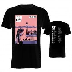 T-shirt Affiche Jazz à Vienne